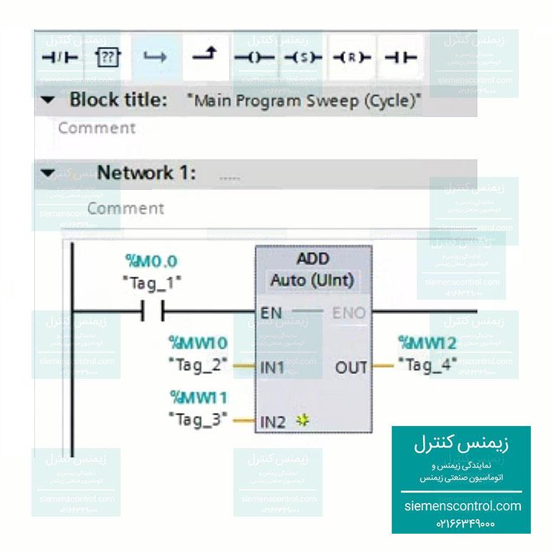 نمایندگی زیمنس - آموزش HMI - کاربرد I/O Field