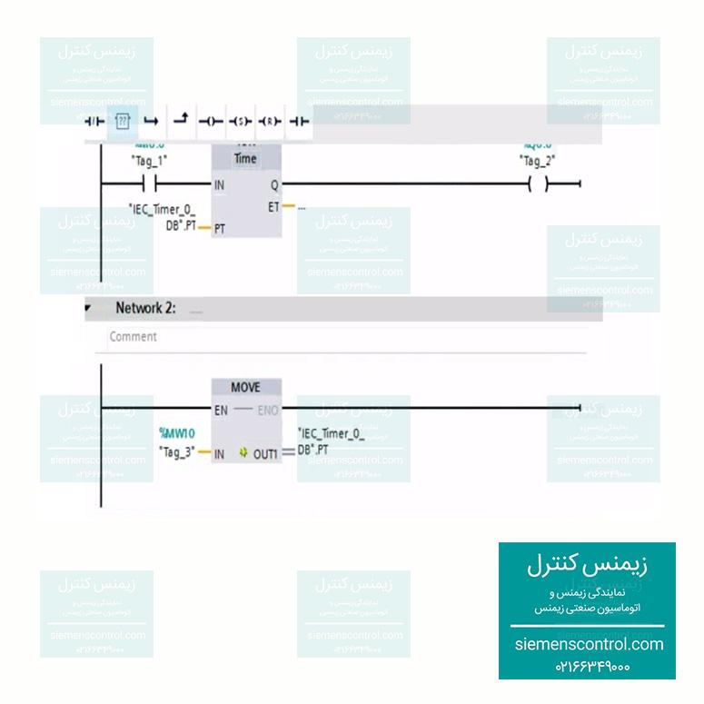 نمایندگی زیمنس - آموزش HMI - آموزش رسم نمودار در HMI