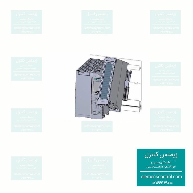 آموزش PLC S7-1500 زیمنس - آموزش نصب ماژول های S7-1500