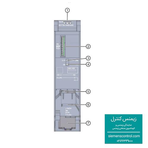 نمایندگی زیمنس ایران - آموزش PLC S71500 - ماژول TM