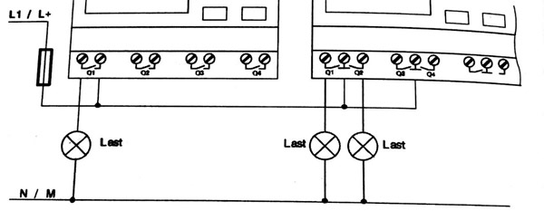 آموزش نصب و سیم بندی PLC LOGO! اتوماسیون صنعتی زیمنس 11