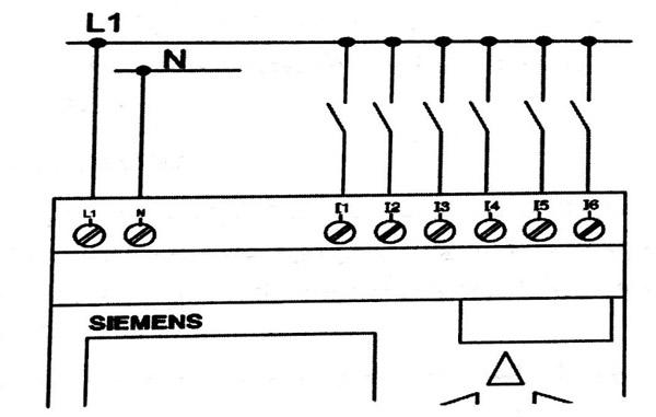آموزش نصب و سیم بندی PLC LOGO! اتوماسیون صنعتی زیمنس 9